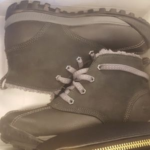 New Timberland ortholite boots